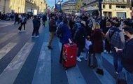 Paris train station evacuated due to suspicious bag