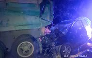 Police investigate the circumstances of the fatal road accident in Bukovina