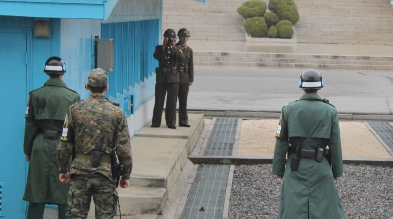 Pyongyang answers call from Seoul after two months of silence