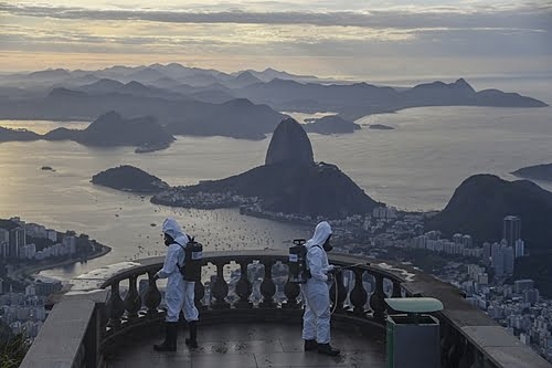 """Rio de Janeiro's Health Secretary says the pandemic is """"under control"""" in the capital"""