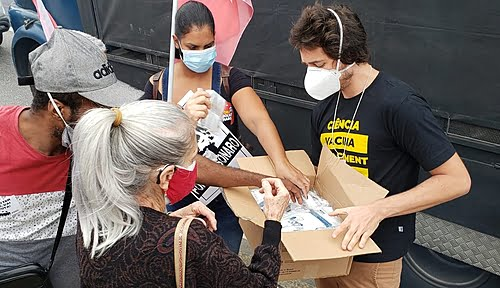 Rio reaches 65% of the population with complete vaccination and wants to release masks in open places