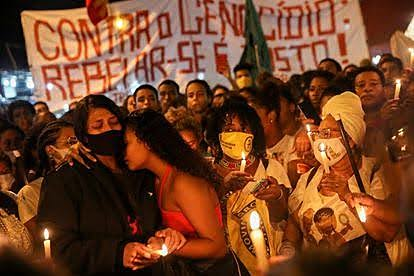 Rio's court accepts accusations against two police officers involved in the Jacarezinho massacre