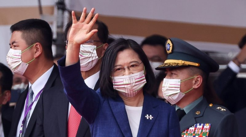 """Taiwan strengthens defenses in response to China's desire to """"peacefully"""" reunite"""