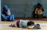The UN announced an increase in the number of poor in the world