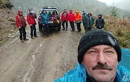 The mushroom picker who disappeared in the Carpathians returned home on his own