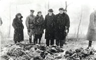 The names of the Nazis involved in the murders at Babi Yar have been identified