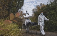 The number of deaths vaccinated from COVID Ukrainians named
