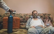 The pandemic in Ukraine is not abating.  Is there enough oxygen