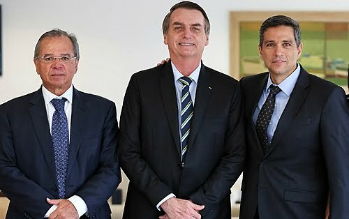 Toffoli files offshore investigation requests from Paulo Guedes and Campos Neto