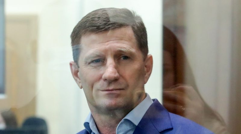 Two more criminal cases were opened against the former head of the Khabarovsk Territory Sergei Furgal