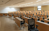 Universities in a number of areas switched to distance learning