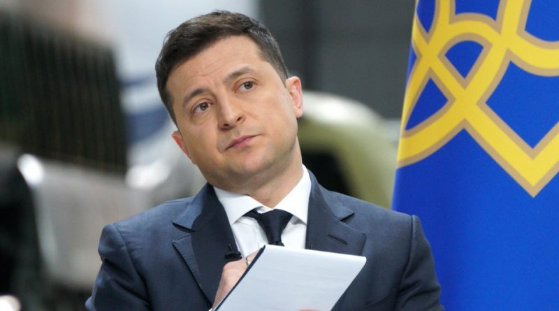 Volodymyr Zelenskyy said he was not involved in money laundering