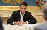 Zelensky posthumously confers the title of Hero of Ukraine to two military men